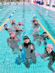 【応用編】スキンダイビング講習会 - 横浜国際プール -