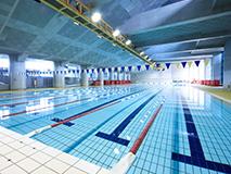 辰巳国際プールのサブプール