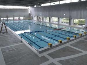 東京体育館プール