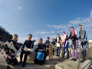 【日帰り】城ヶ島スノーケリング・スキンダイビング・スクーバダイビングツアー