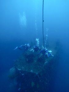 【日本最大級の沈船】東伊豆・熱海スクーバダイビングツアー